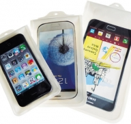 Στεγανή θήκη κινητού Smartphones iPhone 5, Galaxy SIII & SII, Nexus, HTC One